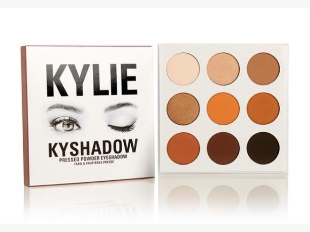 Kylie Jenner Kyshadow Set Of 9