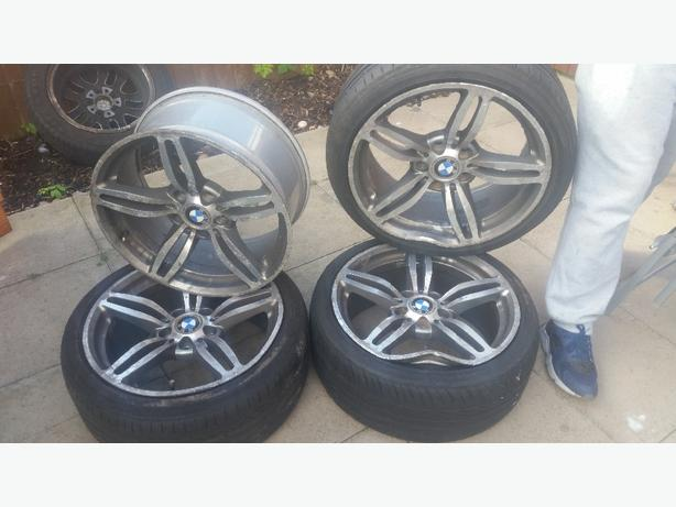 18 bmw alloy wheels