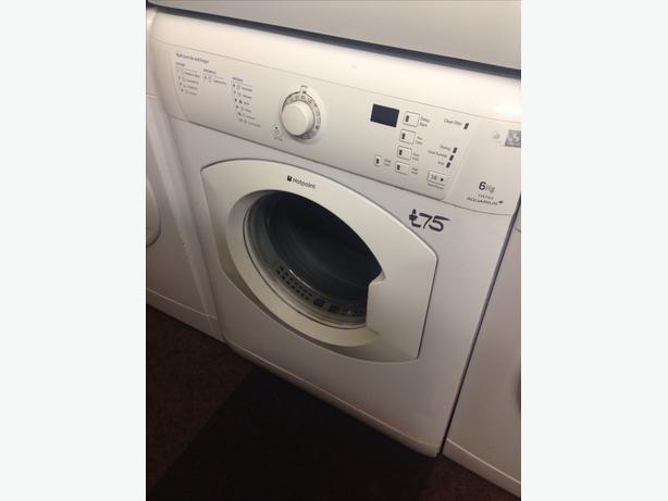 HOTPOINT 6KG VENTED DRYER3