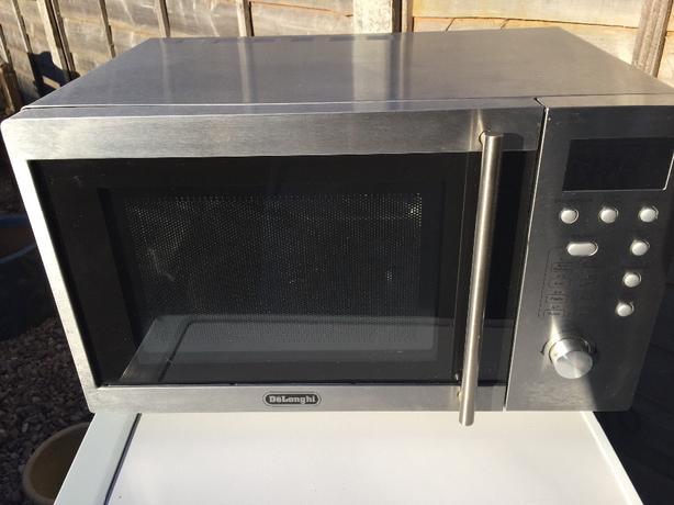 microwave chrome
