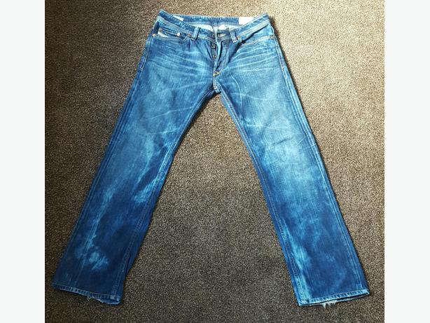 mens diesel viker jeans