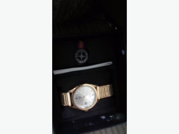 new accurist watch in box