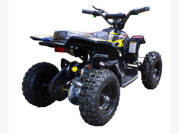 MINI RAPTOR MK2 \MIDI moto quad bikes kids 2 stroke petrol UK
