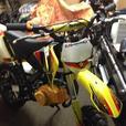 mini scrambler rockstar 2stroke 49cc  new