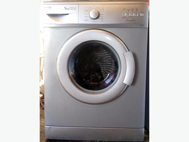 Classified Ad For Sale Car Wash Equipment: Beko WM5100S Automatic Washing Machine For Sale Brierley