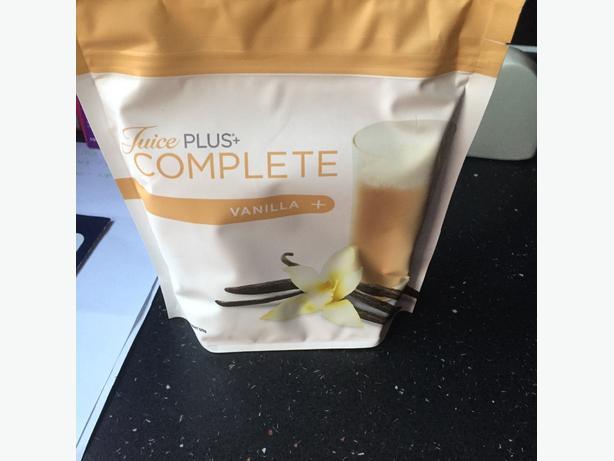 5x juice plus shakes