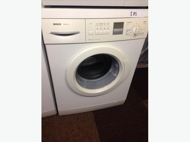 BOSCH EXXCEL 6KG WASHING MACHINE0