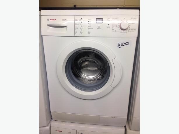 BOSCH VARIO PERFECT 7KG WASHING MACHINE