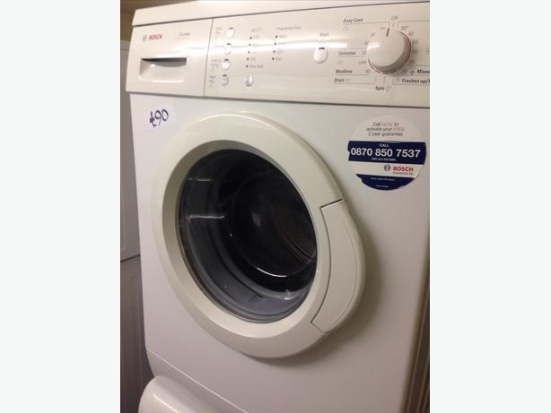 BOSCH CLASSIXX 6KG WASHING MACHINE1