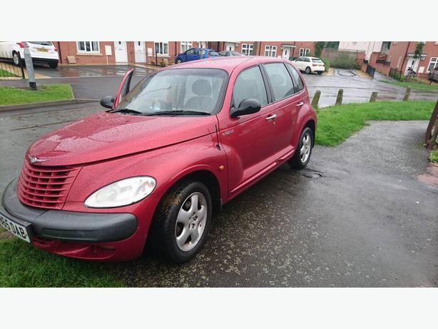 chrysler pt cruiser 2.0 long mot px welcome