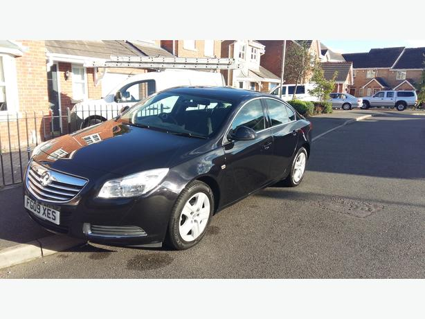 ono Vauxhall Insignia 130exclusivcdti