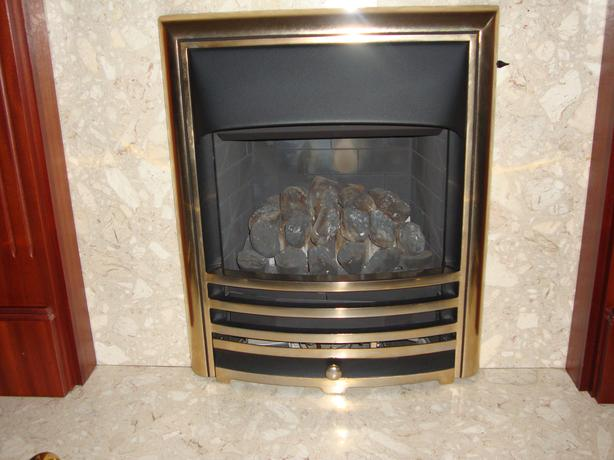 AURORA GAS FIRE MODEL 940