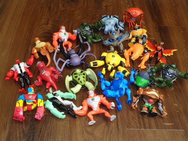 Ben Ten Toys