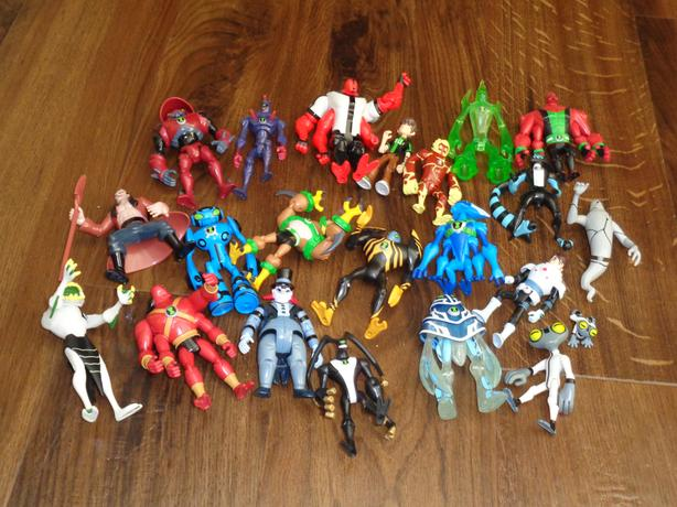 Ben 10 Toy Assortment