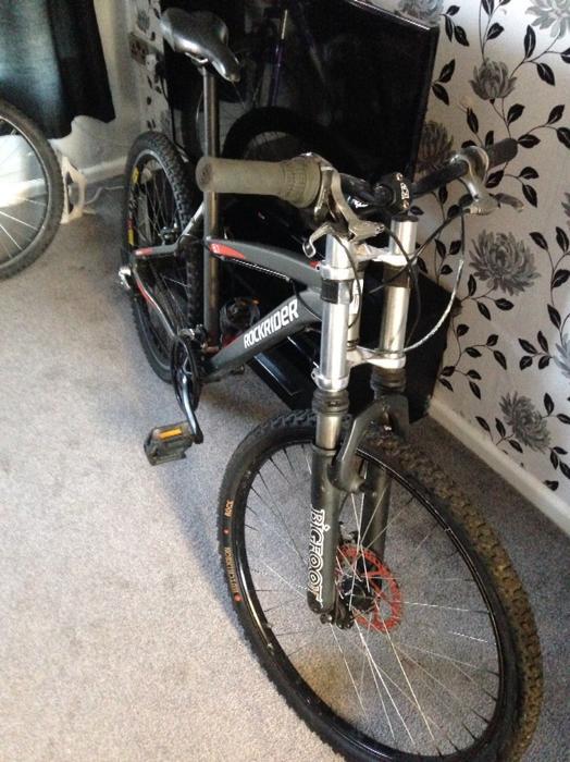 Rockrider B Twin 5 1 Walsall Dudley