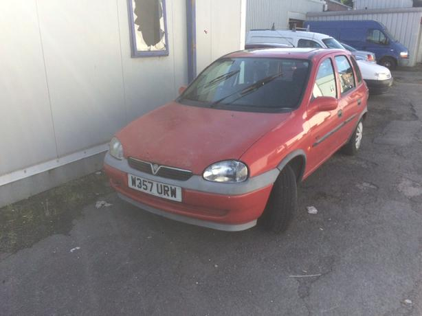corsa 1.0 long mot - potential rat look
