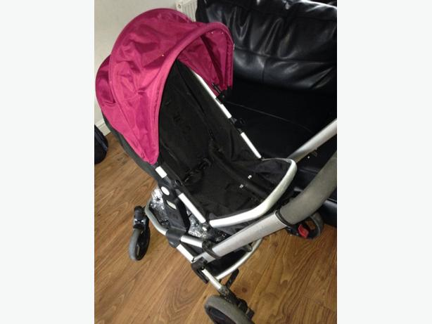 mothercare car seat and pram xpedior travel system buggy with buggy board