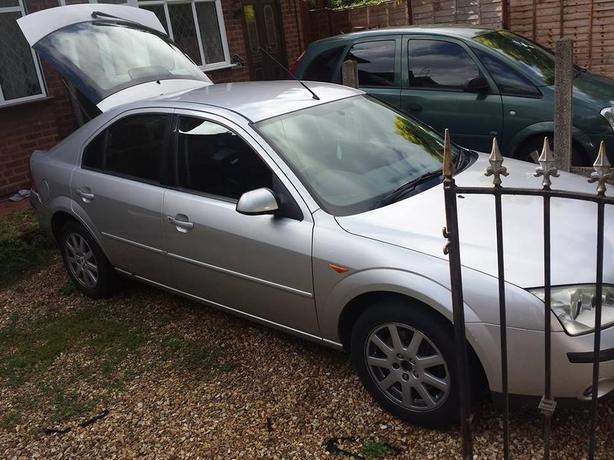 2.0 Ford mondeo 2002