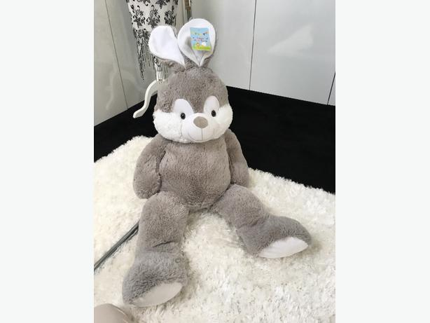 large plush bunny NEW