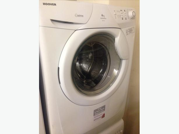 HOOVER 6KG WASHING MACHINE1