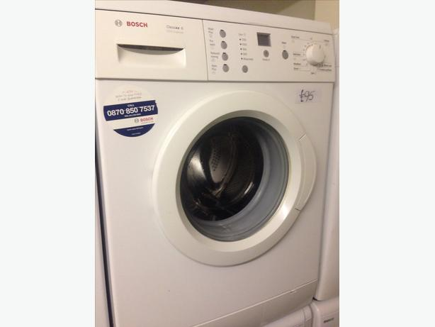 BOSCH 6KG WASHING MACHINE002