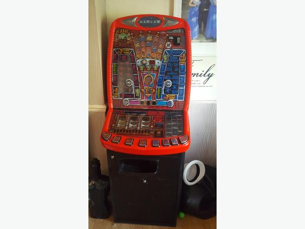 FOR TRADE: king a ching fruit machine