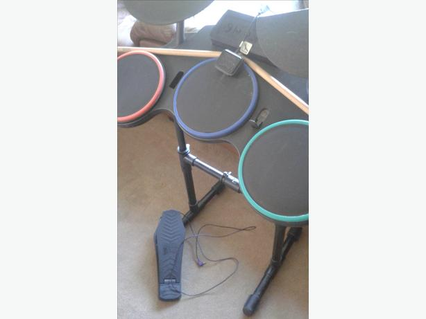 PS3 DRUM KIT VERY GOOD CONDITION