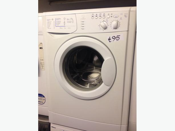 INDESIT 6KG WASHING MACHINE3