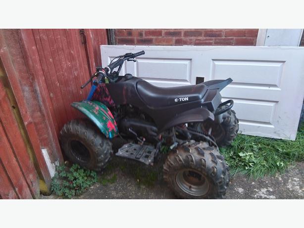 90 cc quad bike