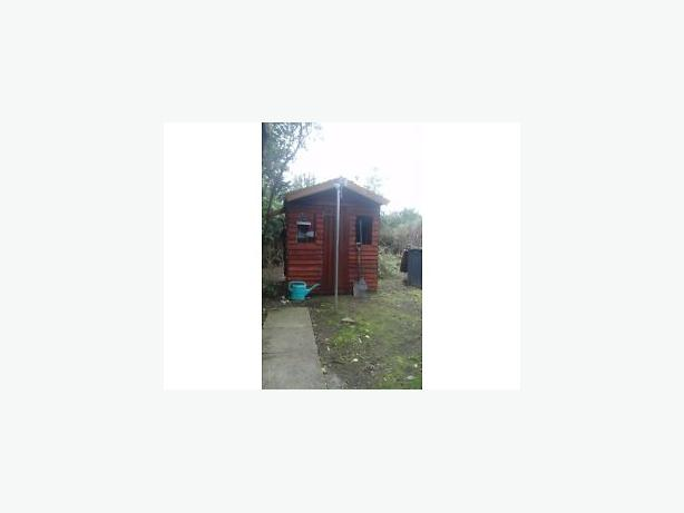 6x5 shed good condition