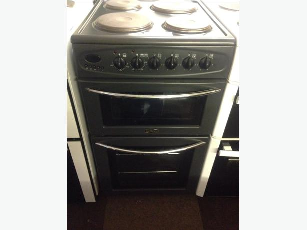 BELLING 50CM PLATED TOP ELECTRIC COOKER0