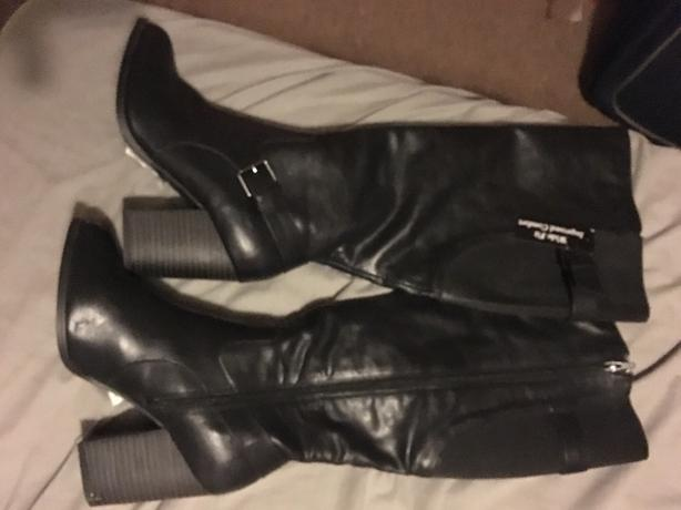 high boots brand new size 7 new look