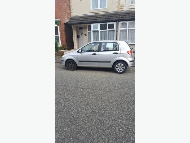 Hyundai Getz  1.1CDX cheap insurance an tax superb drive top model