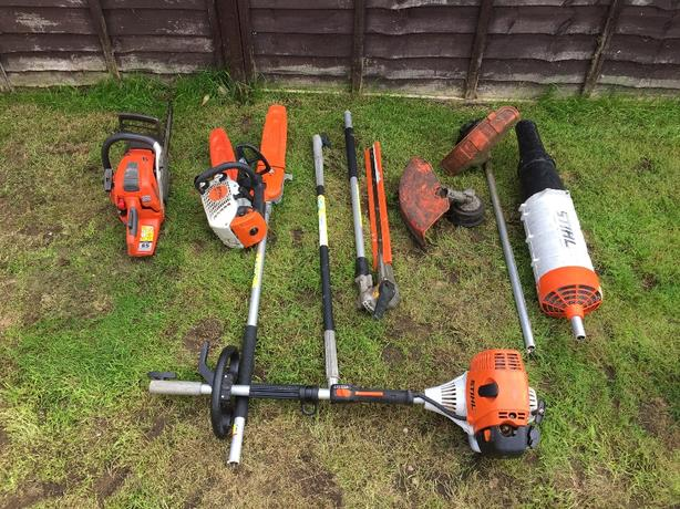 full stihl set up