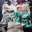 baby boys 1month clothes bundle