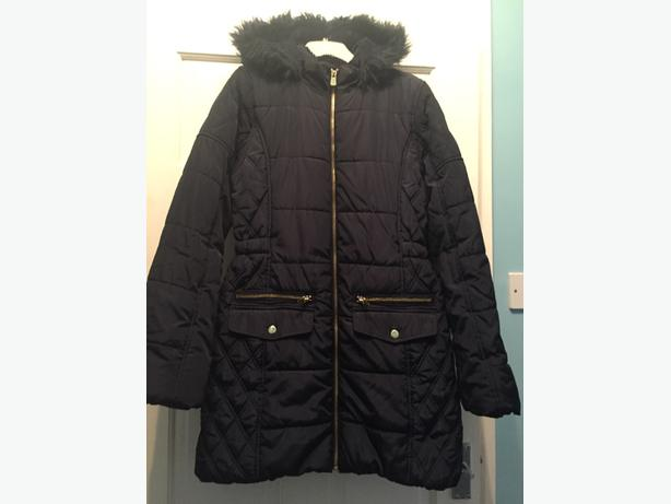 nearly new girls coat 13-14 or size 8-10 adult