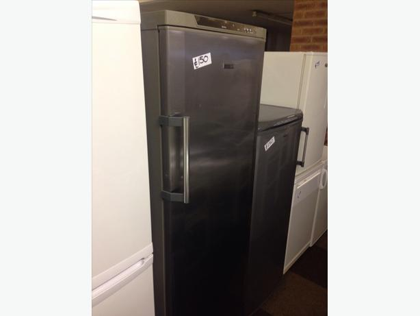PHILCO STAINLESS STEEL TALL FREEZER