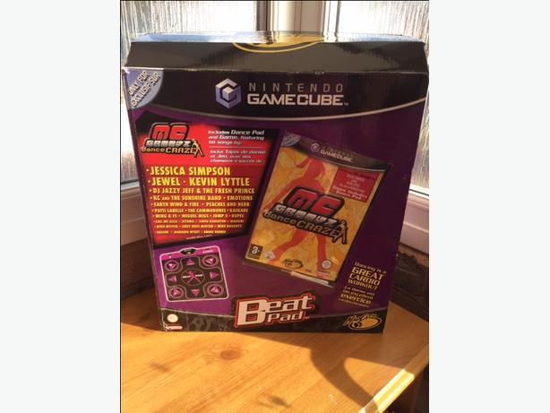 Nintendo GameCube BeatPad / Dance Mat