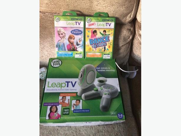 Leapfrog TV computer