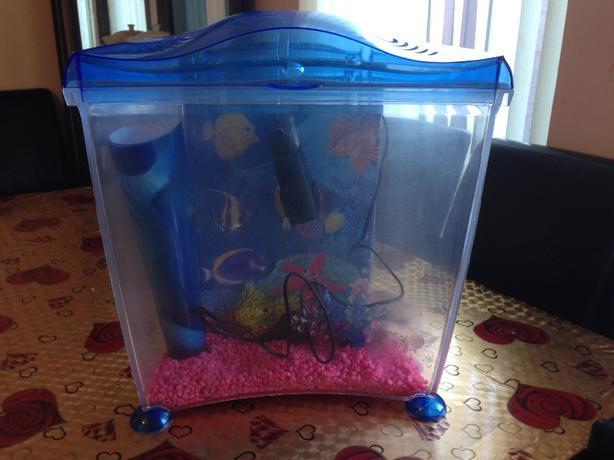 1 half foot fish tank with filter pump smethwick 20 for Fish tank filter not working