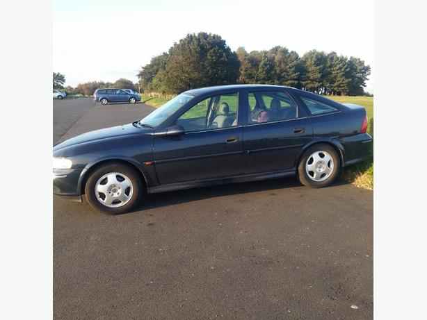 vauxhall vectra 12 months mot service history