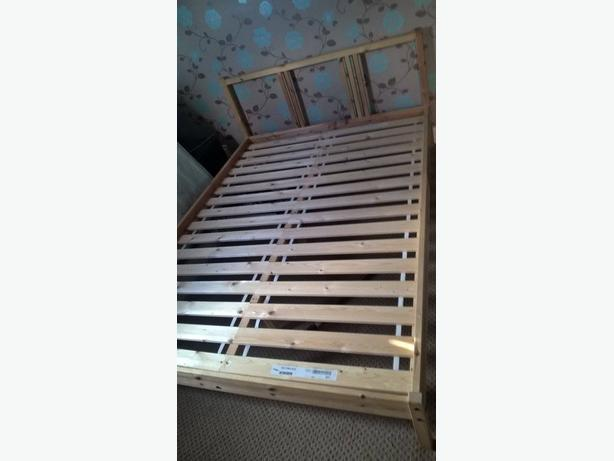 bed frame,,ikea,,