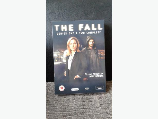 the fall 4 disc dvd