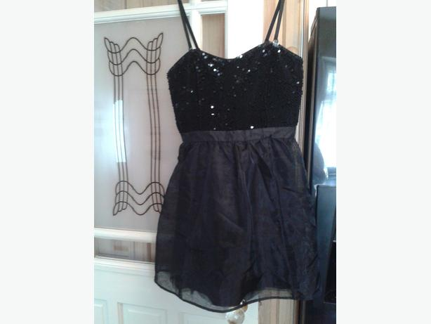 "Ladies ""Next""  black dress.  NEW with tags. .UK12"