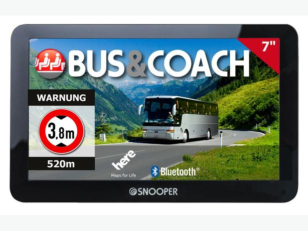 Snooper Bus & Coach S6800