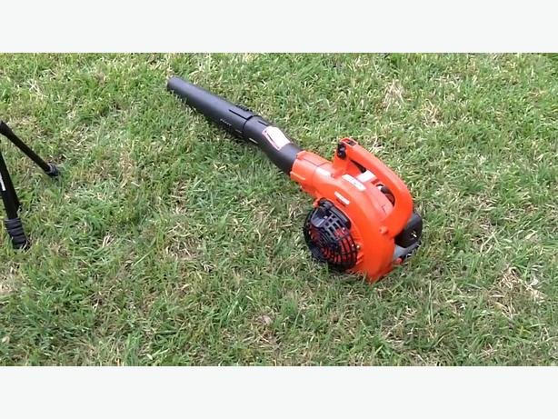 echo petrol leaf blower, like stihl