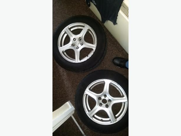 Fox racing alloys