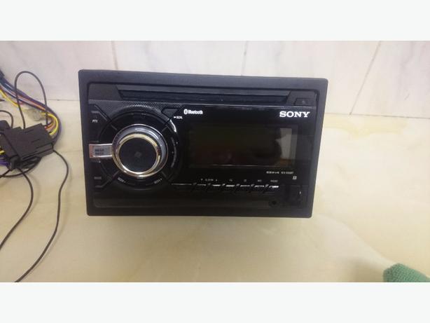 Sony double bin sterio