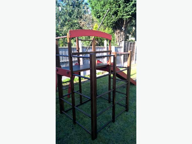 early years climbing frame