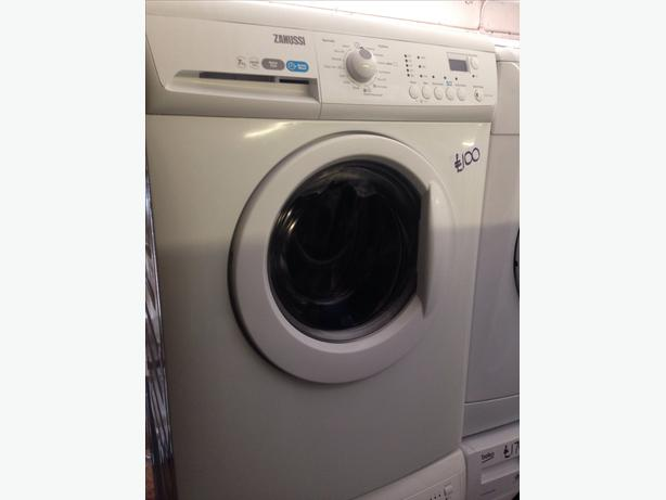 ZANUSSI 7KG WHITE WASHING MACHINE0